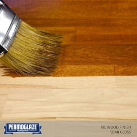 Permoglaze NC Wood Finish - Semi Gloss
