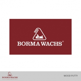 Borma Wachs Extra fine 2 Component Polyester Wood Putty 1KG