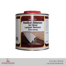 Borma Wachs Waterborne Eco Gel Wood Lacquer Remover