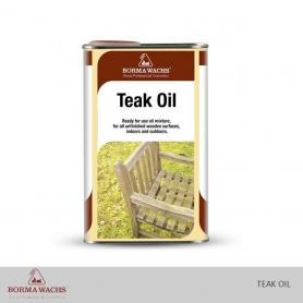 Borma Wachs Teak Oil