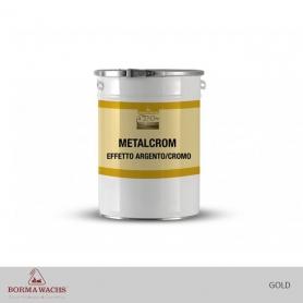 Borma Wachs Metalcrom Gold (1LT)