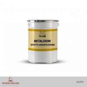 Borma Wachs Metalcrom Silver (1 LT)