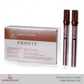 Borma Wachs Profix Touch-Up Pen Dark Walnut (63)