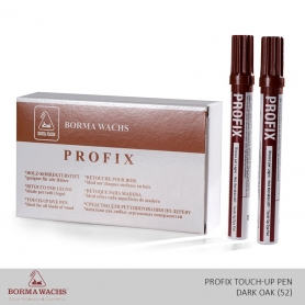 Borma Wachs Profix Touch-Up Pen Dark Oak (52)