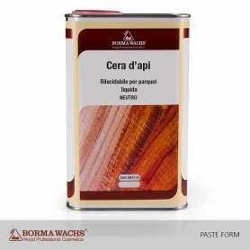 Borma Wachs Waterborne Auto Polishing Parquet Wax