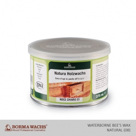 Waterborne Bee's Wax Natural (08)