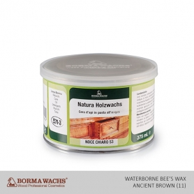Waterborne Bee's Wax Ancient Brown (11)