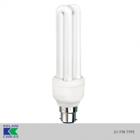 Kelani CFL Bulb 2U Pin Type