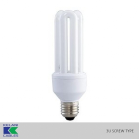 Kelani CFL Bulb 3U Screw Type
