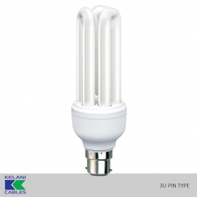 Kelani CFL Bulb 3U Pin Type