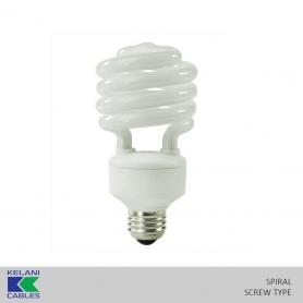 Kelani CFL Bulb Spiral Screw Type