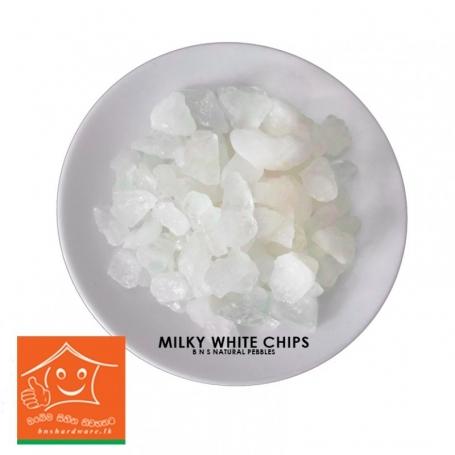 B N S Milky White Chips