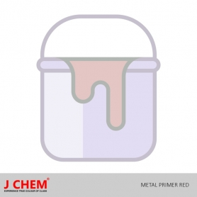 J Chem Quick Drying Zinc Phosphate Metal Primer Red