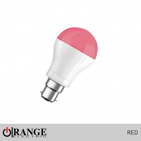 Orange Deco LED Pin Type Red