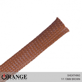 Orange Sheathing Brown 50M