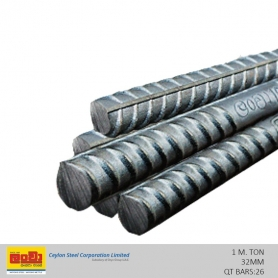 Lanwa Steel 32mm QT Bars