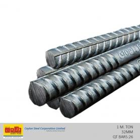 Lanwa Steel 32mm QT Bars