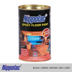 Nippolac Epoxy Floor Paint (2 Pack) Colors
