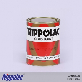Nippolac Bright Gold - Water Base