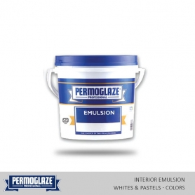 Permoglaze Interior Emulsion Whites & Pastels - Colors