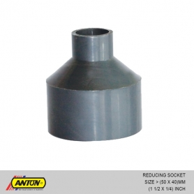 Anton Reducing Socket (50 MM x 40 MM)