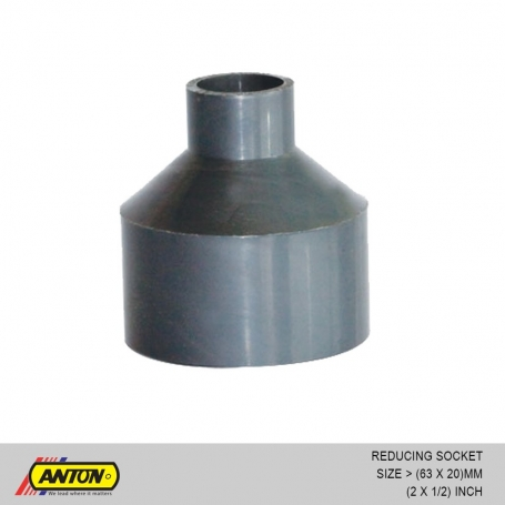 Anton Reducing Socket (63 MM x 20 MM)