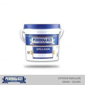 Permoglaze Exterior Emulsion Green - Colors