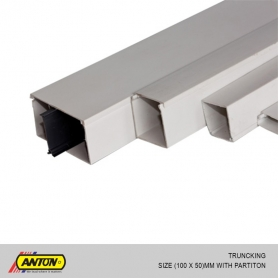 copy of Anton Trunking (50 x 50 mm)