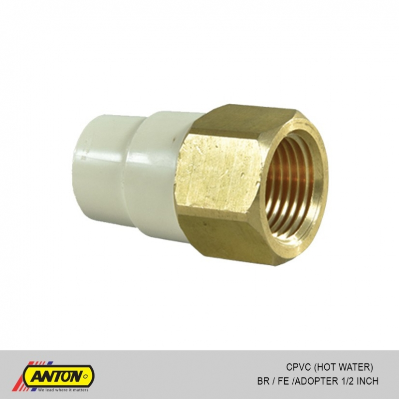 Copy of anton c pvc hot water ball valve 1 2 for Pvc for hot water