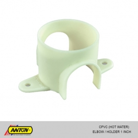 Anton C PVC (Hot Water) Elbow / Holder 1