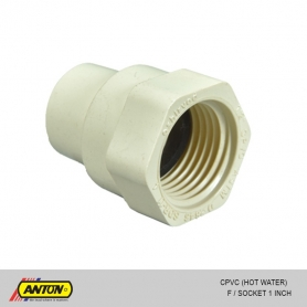Anton C PVC (Hot Water) F/Socket 1