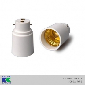 copy of Kelani Lamp Holder B22