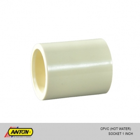 Anton C PVC (Hot Water) Socket 1