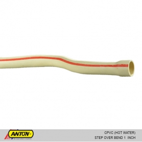 Anton C PVC (Hot Water) Step Over Bend 1
