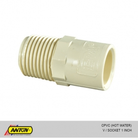 Anton C PVC (Hot Water) V/Socket 1