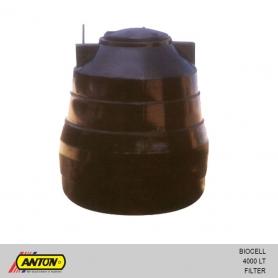 Anton Biocell Filter Tank - 4000 Ltr