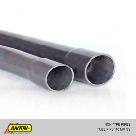 Anton Non Type Tube Pipe - 110mm SS