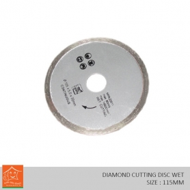 Diamond Cutting Disc Wet (115mm)