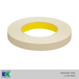 Kelani 1 x 40 Yard Masking Tape