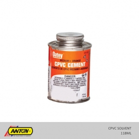 Anton C PVC (Hot Water) Solvent 118ML