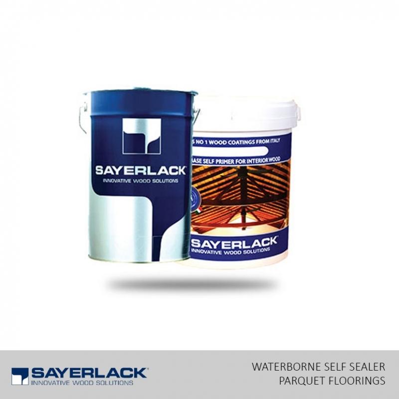 Sayerlack Waterborne Self Sealer For Parquet Flooring