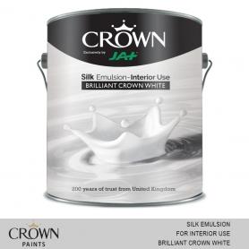 Silk Emulsion (For Interior Use) Brilliant White