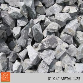 "6"" x 4"" Metal [Cube 1.25]"