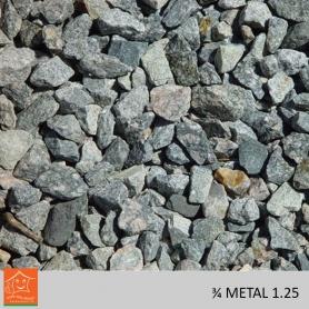 3 / 4 Metal [Cube 1.25]