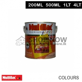 Multilac Gloss Enamel Colors