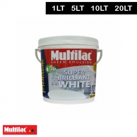 Multilac Premium Emulsion Super Brilliant White