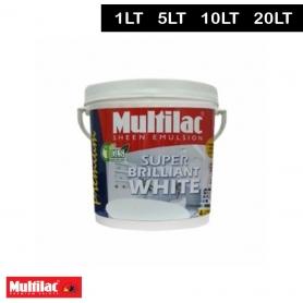Multilac Premium Emulsion Super Brilliant White