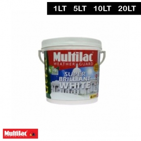 Multilac Weather Guard Super Brilliant White