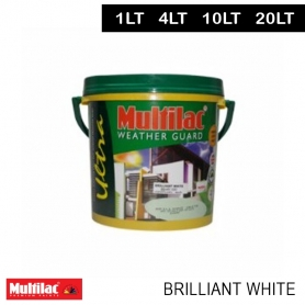 Multilac Weather Guard Ultra Brilliant White