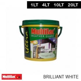Multilac Weather Guard Ultra Brilliant White